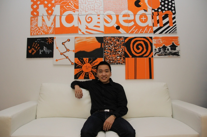 24-year-old Hongwei Liu dropped out of school to focus on MappedIn, now a multimillion-dollar company whose clients include Cadillac Fairview and Canadian Tire.