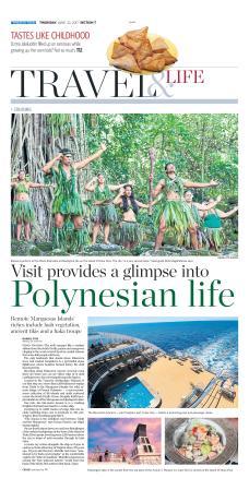 otis -- French Polynesia (TORONTO STAR 2017)